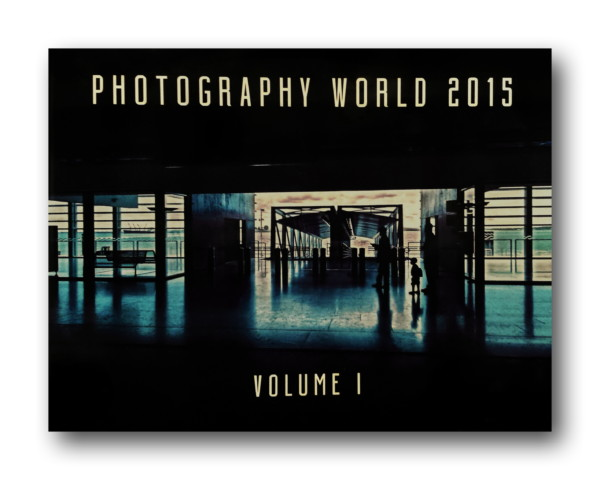 Photography World 2015 Volume 1 Cover for photographyworld.org