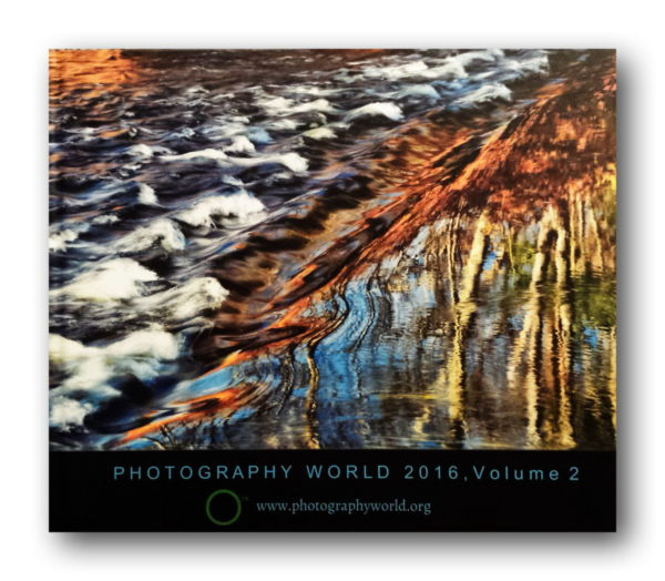 Cover Photography World 2016 Volume 2 for photographyworld.org