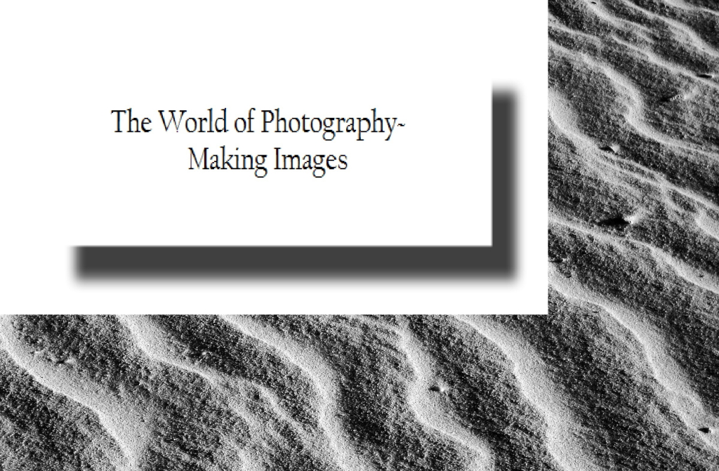 Photography World Cover for IN FOCUS article @ https://photographyworld.org/in-focus/