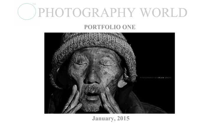 Cover Photo, PORTFOLIO 1, 2015 Photography World's Anjan Ghosh Portfolio