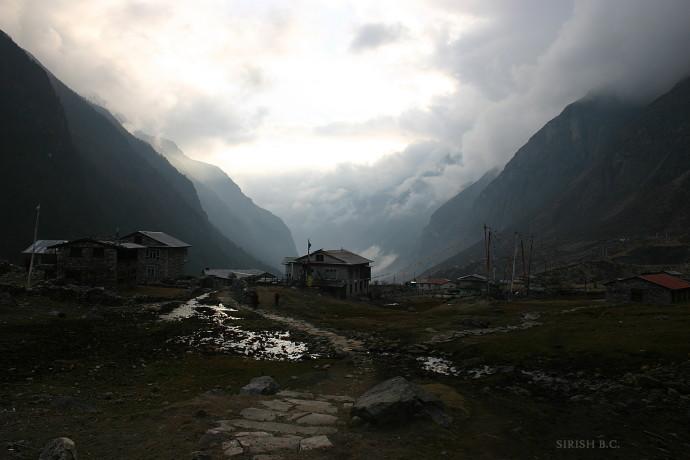 Langtang Village, Nepal