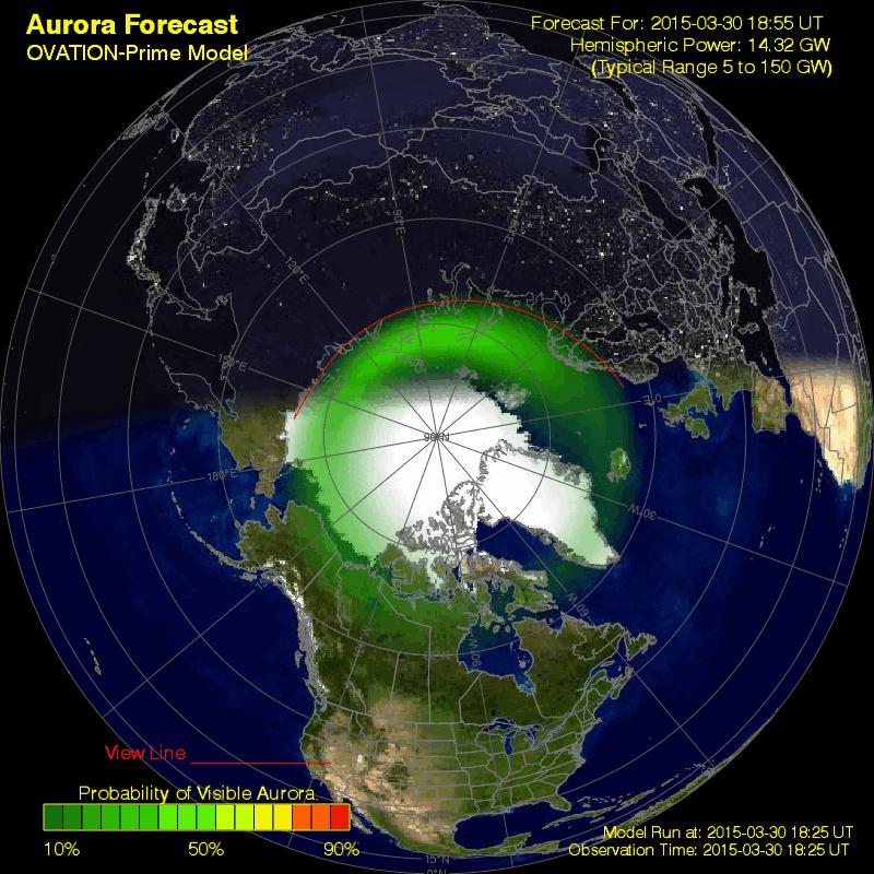 Aurora Oval Image