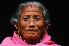 © Portrait Nepal. Photographer Anjan Ghosh. 2015