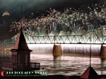 © Thunder off 2nd Street Bridge. Louisville, KY DERBY. PHOTOGRAPHY WORLD, www.photographyworld.org