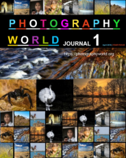 Cover for the Photography World Journal 1, April 2016 @https://photographyworld.org/photography-world/about/