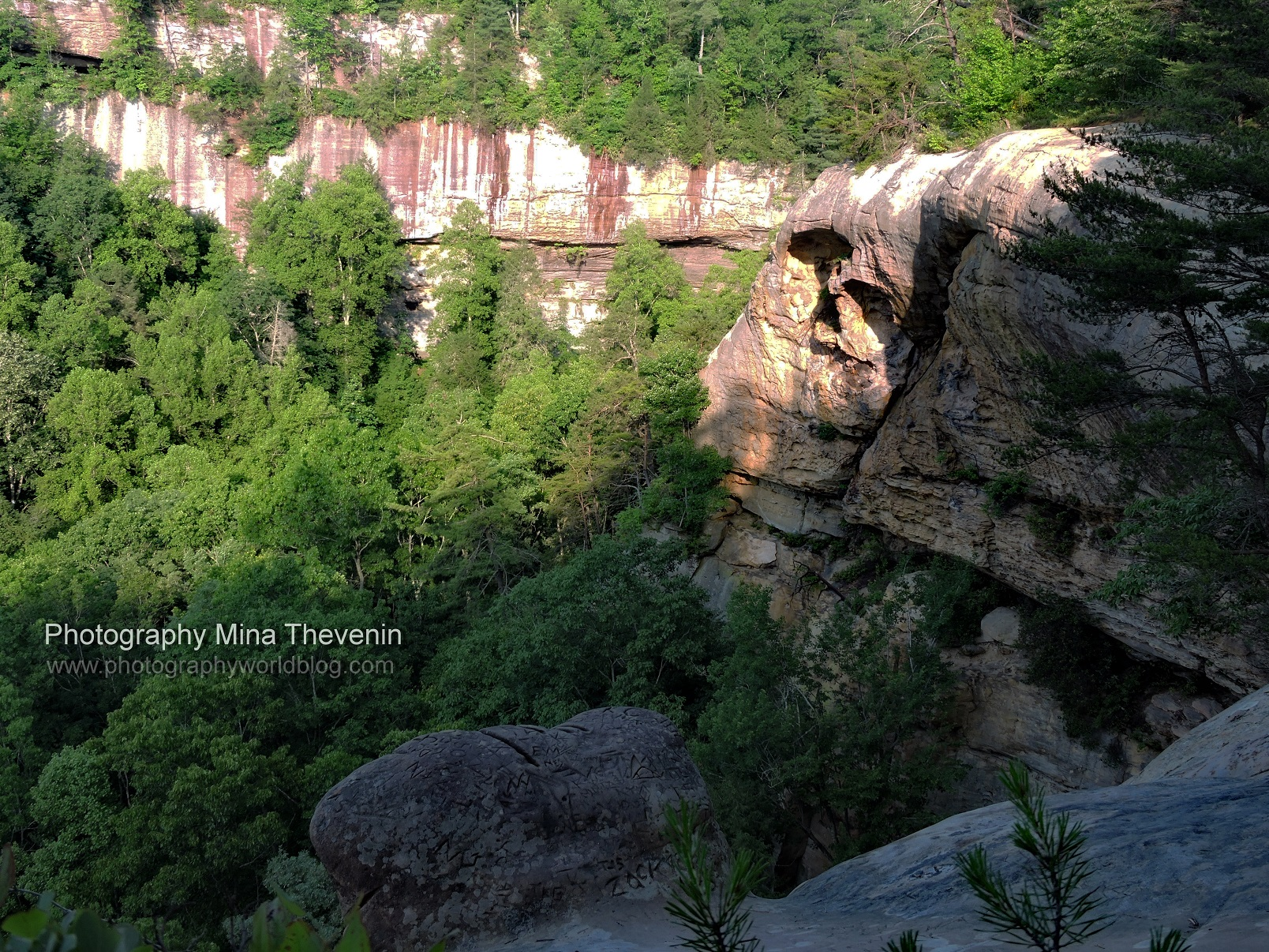 Red River Gorge Just for the Hike of It PHOTOGRAPHY WORLD