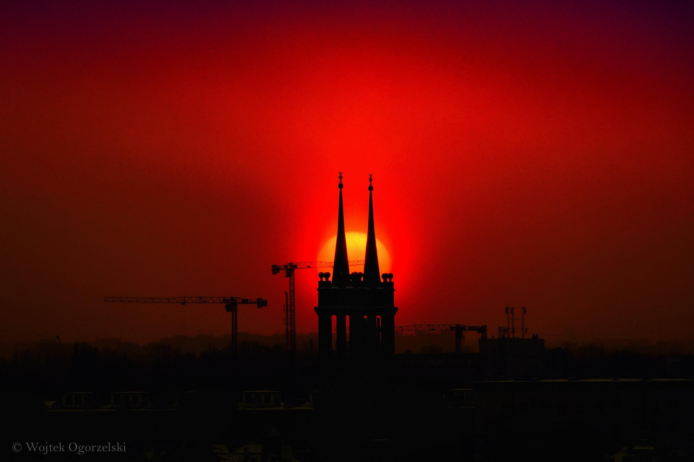 "© Rebuilding Sunrise. Photograph by Wojtek Ogorzelski. Photography World article, ""ORGANIC ARCHITECTURE: European Photographer Wojtek Ogorzelski- Norway, Poland & Portugal"" photographyworld.org"