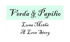 Verda & Papilio. LUNA MOTHS  A Love Story. PHOTOGRAPHY WORLD. @photographyworld.org