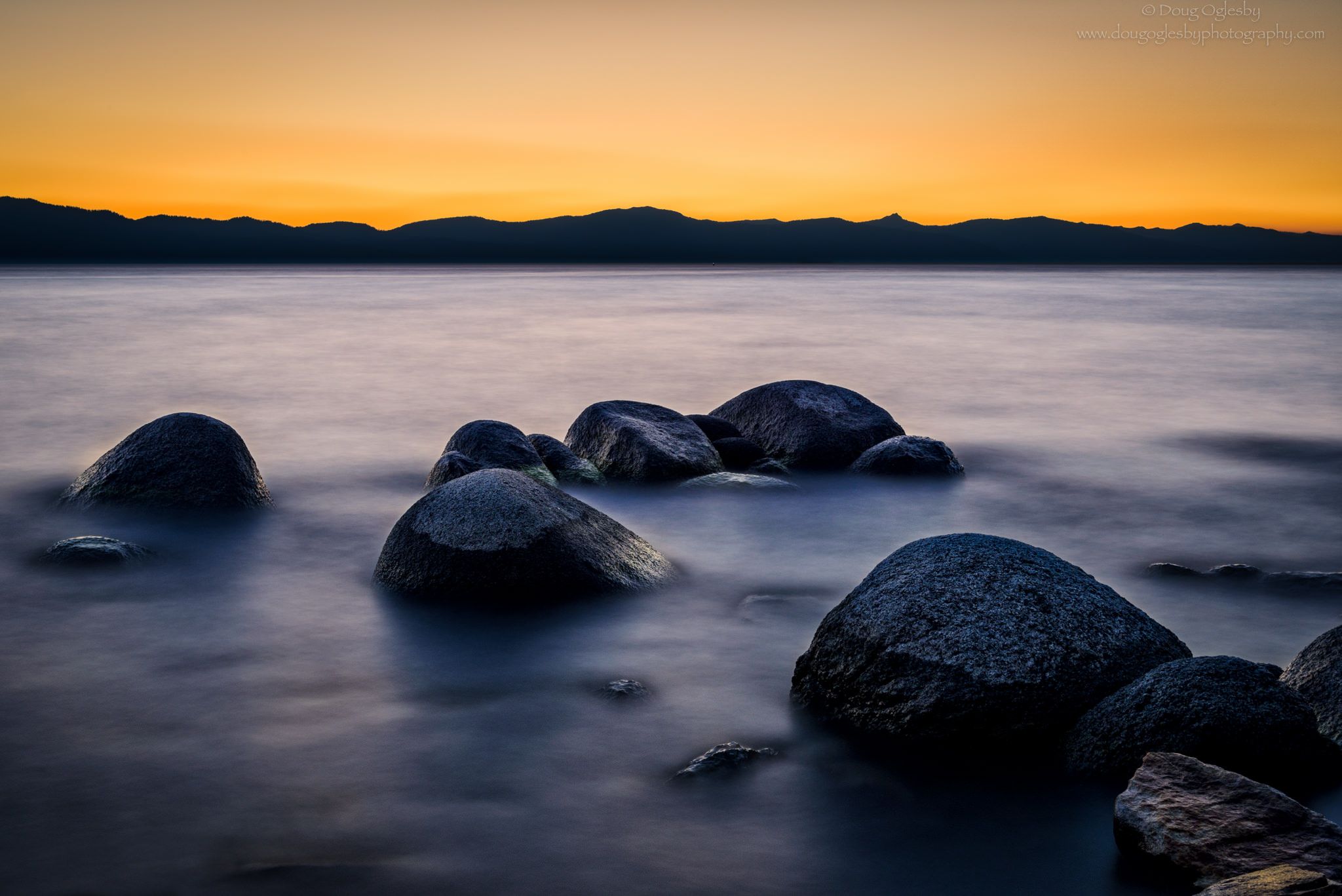 © Tahoe Zephyr Cove, Lake Tahoe. Photograph by Doug Oglesby. photo@dougoglesby.com. A PHOTOGRAPHY WORLD Article, Beautiful Lake Tahoe @ photographyworld.org